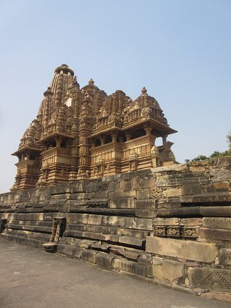 Madhya Pradesh, India: Ancient Temple