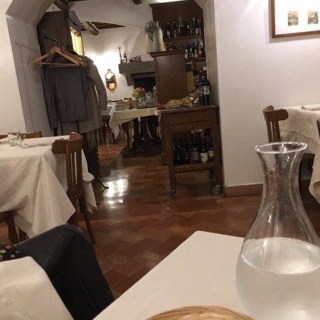 Trattoria Pallotta: The restaurant