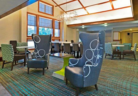 Stanhope, Нью-Джерси: Lobby Seating Area
