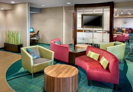 SpringHill Suites Philadelphia Willow Grove : Lobby