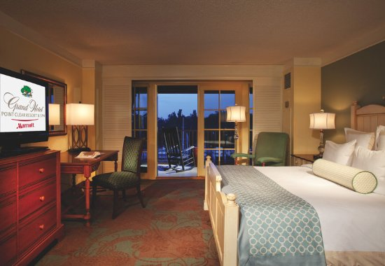 Point Clear, AL: Spa King Guest Room