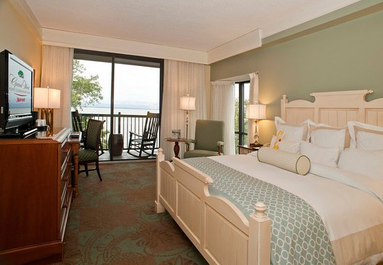 Point Clear, AL: King Guest Room