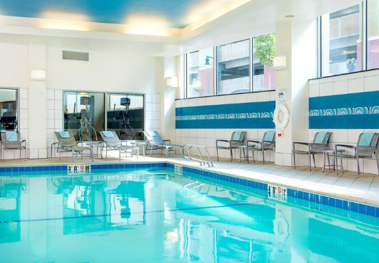 Indoor Pool Picture Of Residence Inn Portland Downtown Waterfront Portland Tripadvisor
