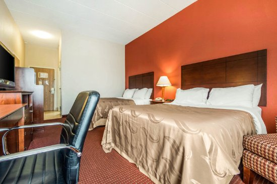 Lawrenceburg, Ιντιάνα: Guest room