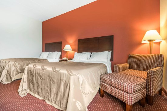 Lawrenceburg, IN: Guest room