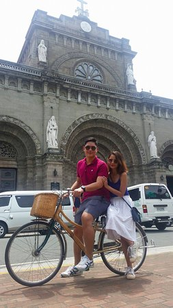 Bambike Ecotours Intramuros: Enjoy time together !