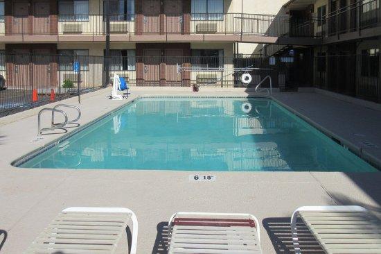 Rodeway Inn Saint George: Pool