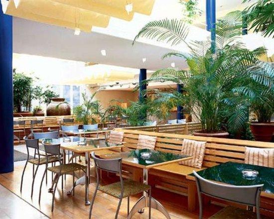 Hotel Watthalden: Restaurant