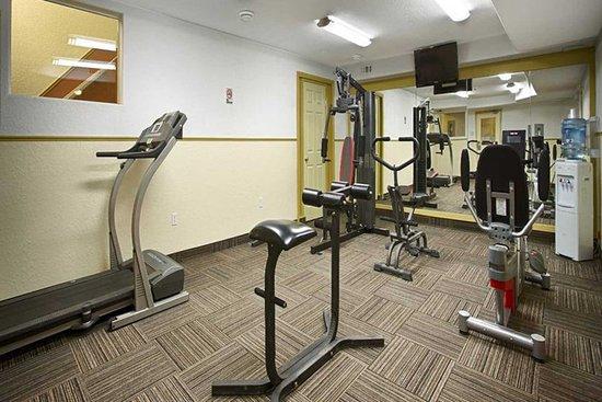 Westlock, Canada: Fitness center