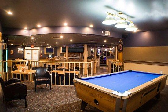 Westlock, Canada: Hotel bar