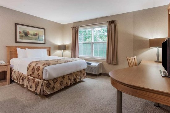 Cornwall, Canadá: Guest room