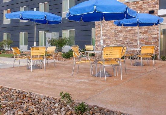 Pleasanton, Техас: Outdoor Patio