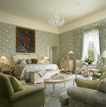 Dromoland Castle Hotel: Stateroom