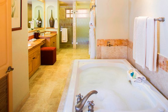 Villa La Estancia Beach Resort & Spa Los Cabos: Two Bedroom Suite Bathroom