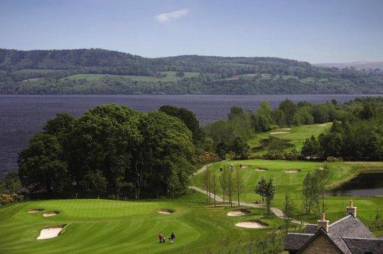 Cameron House Hotel Loch Lomond Restaurants