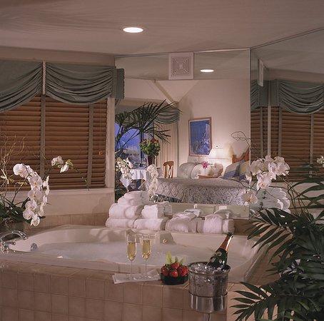 Aptos, CA: Spa Guestroom