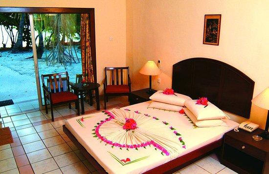 Biyaadhoo Island: Bedroom