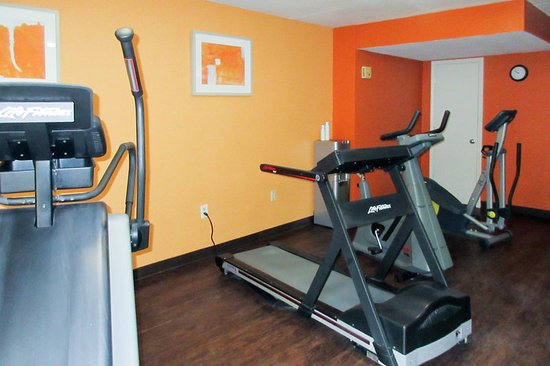Norton, VA: Fitness center