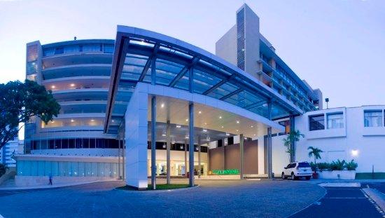 Hotel El Panama: Area Entrance Exterior A