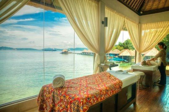 Gayana Eco Resort: Solace Spa
