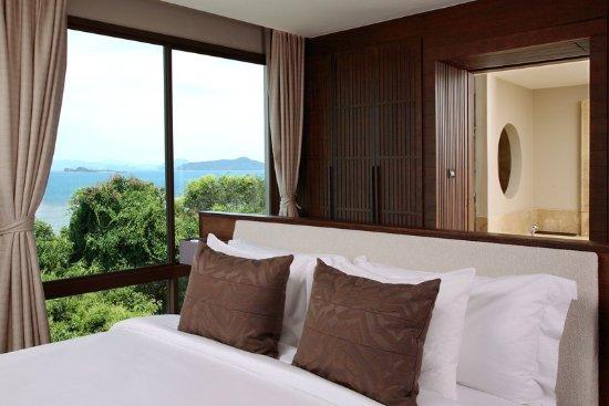 Laem Set, Tailândia: Shasa Suite Bedroom