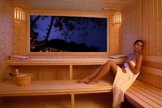 Laem Set, Tailândia: Sauna