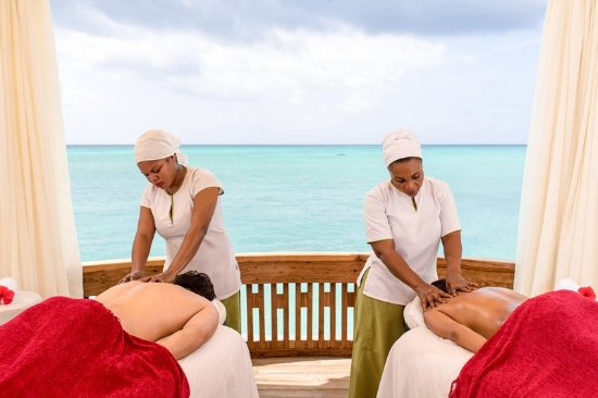 Essque Zalu Zanzibar: Spa