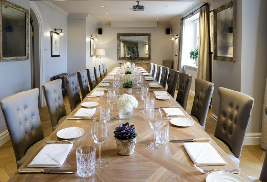 Lower Slaughter, UK: Meeting Room