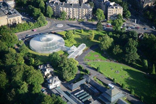 Hilton Glasgow Grosvenor Hotel: Botanic Gardens