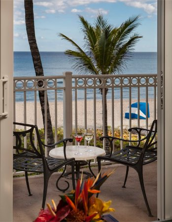 Highland Beach, FL: Beachfront Balcony