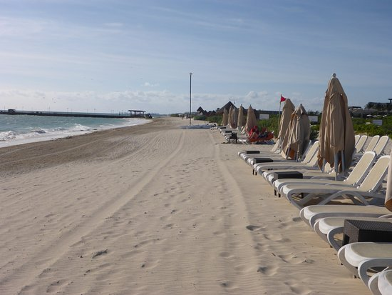 Secrets Playa Golf Spa Resort Beach