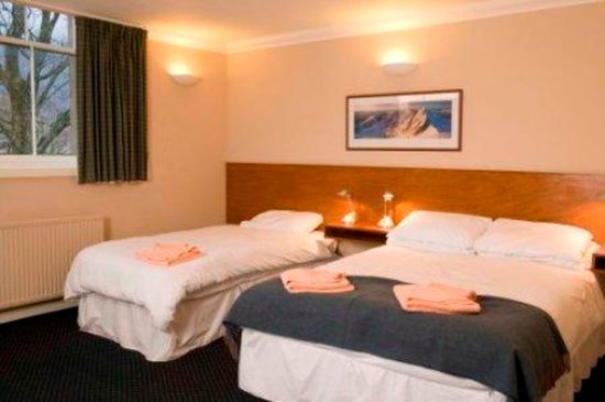 Torridon, UK: Bedroom