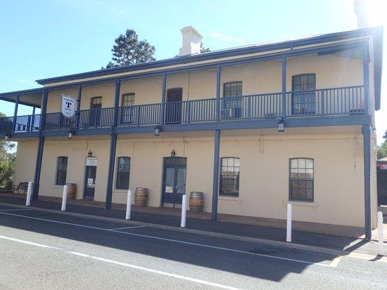 Strathalbyn, Australië: Terminus hotel