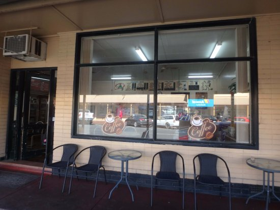 Strathalbyn, Avustralya: the shopfront