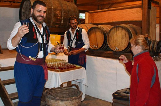 Noche de Folklore de Creta con música...