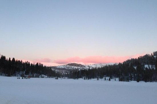 Lake Tahoe Snowshoeing Tour