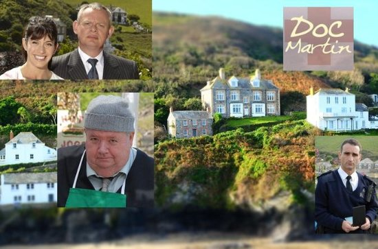 Private Tour of Doc Martin and Port...