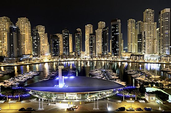 Dubai At Night Tour