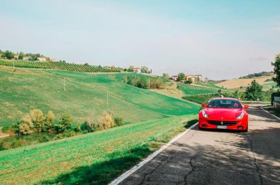 Ferrari FF Road Test Drive