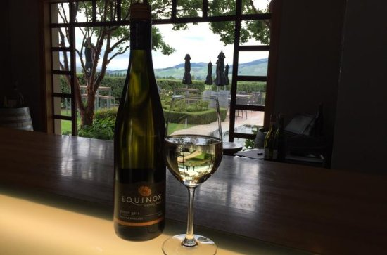 Wine trail and Christchurch City day tour