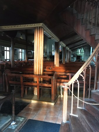 Union Hall, Barbados: Inside