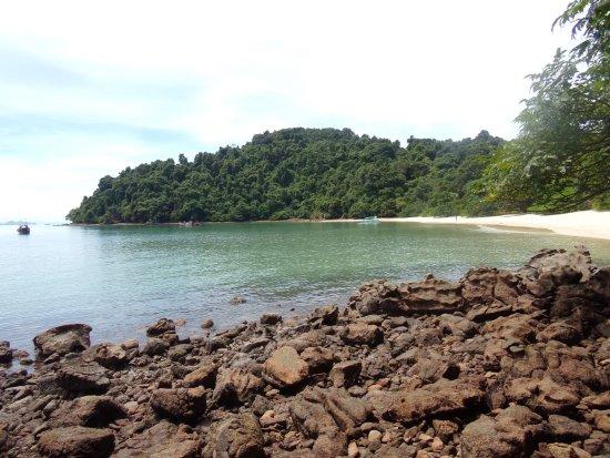 Island Safari - Mergui Archipelago: Mercus Island