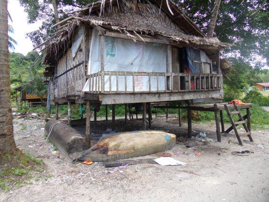 Island Safari - Mergui Archipelago: Moken(Sea Gipsy) House