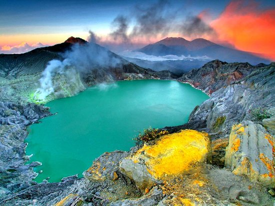Ijen Bridge