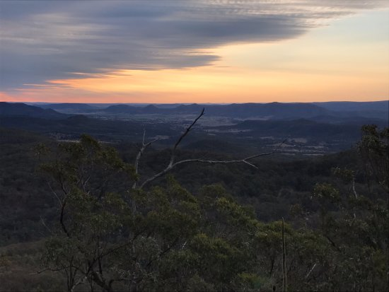 Maryvale, Australia: View from a Lookout
