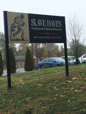Slave Haven / Burkle Estate Museum: photo1.jpg
