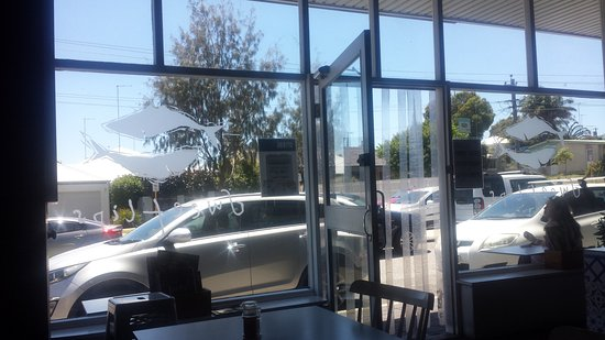 Scarborough, Australia: Looking outside