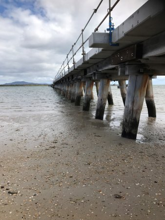 Port Welshpool Long Jetty