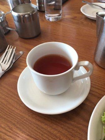 Lifton, UK: Cornish Tregothnan tea