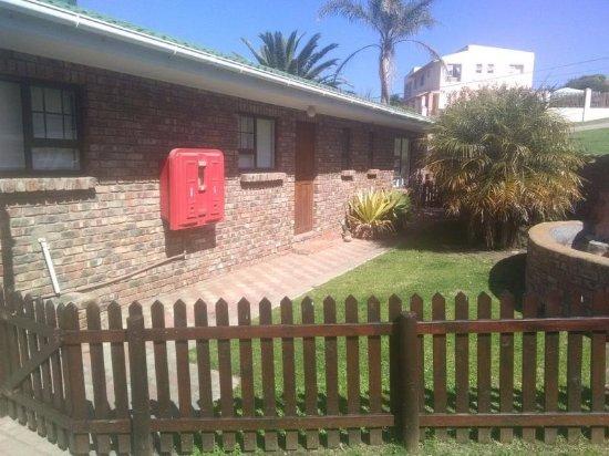 Дана-Бей, Южная Африка: Unit 3 Courtyard - Pet Friendly